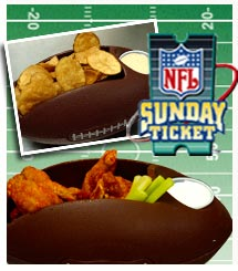 Specialty Football Appetizers